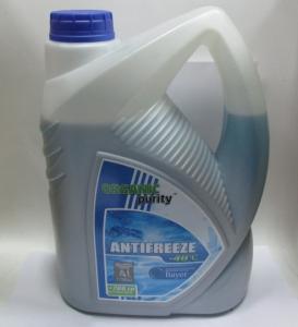 антифриз а-40  4,0 л синій, 120102128