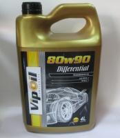 олива 80w90 4л gl-5, 120201297