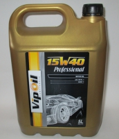 олива 15w40 5л professional, 120201299