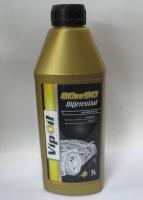 олива 80w90 1л gl-5, 120201300