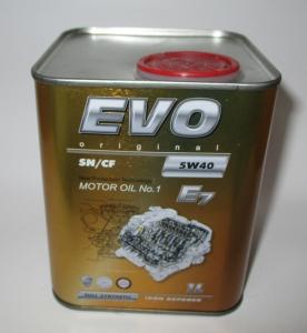 олива 5w40 1л  e7, 120204094