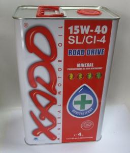 олива 15w40 4л sl-ci, 120302198