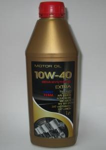 масло 10w40 1л sg-cd, 121000006