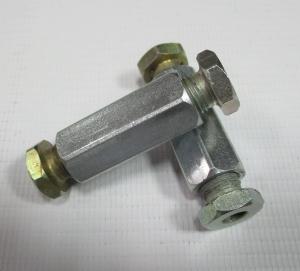 з'єднувач 6-6 мм д-мід трубки газу, 130001113