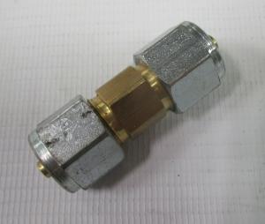 """з""""єднувач 6-6 мм для трубки газу пвх, 130001114"""