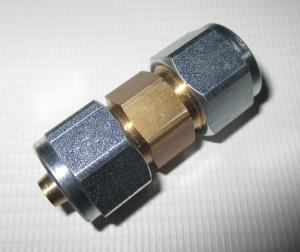 """з""""єднувач 8-8 мм для трубки газу пвх, 130001116"""