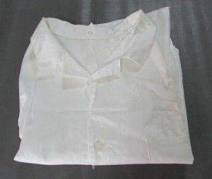 халат білий чоловічий, 130206489