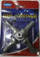 болт колеса з секретн к-ттитан диск 2108