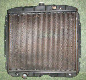 радіатор водяний 3-х ряд., 150713002, газ