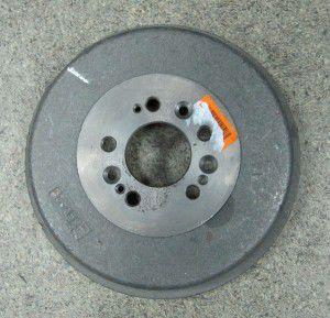барабан гальмівний 31105, 151135041, газ
