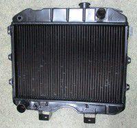 радіатор водяний 2-х ряд.уаз 3151-1301010