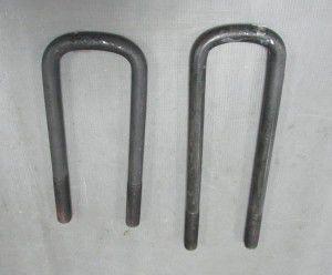 драбина  перед.рес. б-г 170 мм, 151229070, уаз