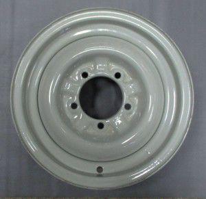 диск колісний 6*15 (кременчуг), 151231001, уаз