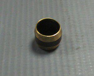 конус на трубку латунь -д8мм-, 151235201, камаз маз краз