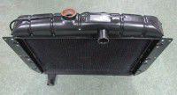 радіатор водяний 3-х ряд. 131, 151913021, зил