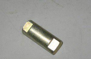 вісь ролика гальм  колод камаз евро-2, 151935562, камаз маз краз