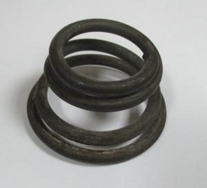 пружина реактивного пальц, 152401181, камаз маз краз