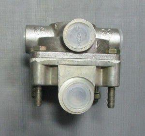 клапан прискорювальний камаз, 152402067, камаз маз краз