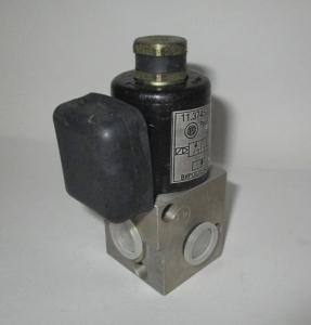 електропневмоклапан краз, 152435009, камаз маз краз