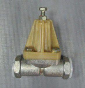 клапан захисн. одинар -пааз-, 152435036, камаз маз краз