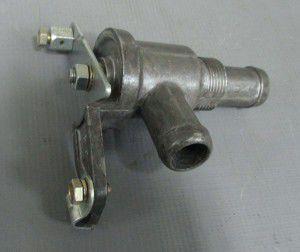 кран опалювача, 152513012, камаз маз краз