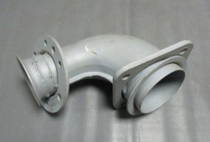 патрубок приемн камаз евро, 152582015, камаз маз краз