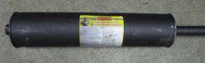 глушник з дов.трубой 3302, 152612043, газ
