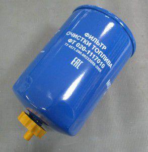 фільтр паливний тонк очист дв.245, 152811082