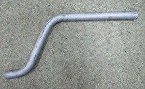 труба вихлопна, 153329023, газ