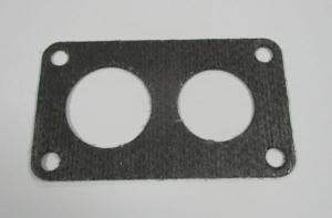 прокладка карбюратора нижня к151, 153956015, газ