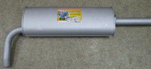глушник дв.4216 євро-3, 155313024, газ