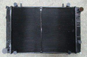 радіатор водяний с 1999г.2х.р, 155313030, газ