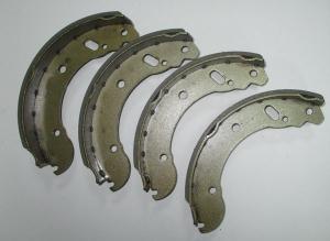 колодка гальмівна задня к-т finwhale, 155335133, газ