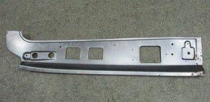 панель задка бок лев, 155335138, газ