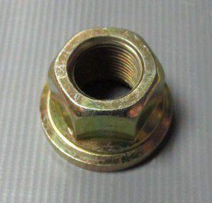 гайка колісна зіл-бичок, 155431034, газ