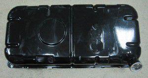бак паливний металевий 64л, 155511002, газ
