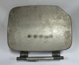 кришка бака палив, 155511026, газ