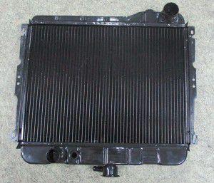 радіатор водяний 2-х ряд, 155613001, газ