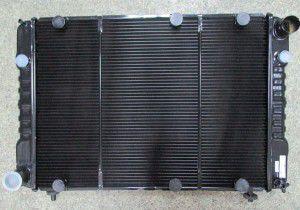 радіатор водяний 3-х ряд, 155613006, газ