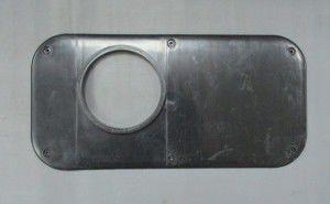 кришка люка підлоги, 155684021, газ