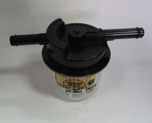 фільтр паливний з відст.ваз, 157510005