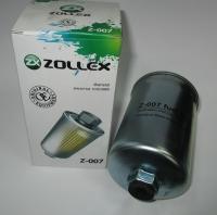 фільтр палив. zolex z-007 різьба, 157510009, газ