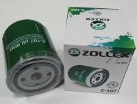 фільтр оливи zolex z-107, 157510574, газ