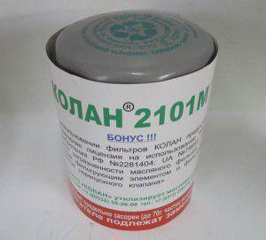 фільтр оливи колан дв-406, 157510579