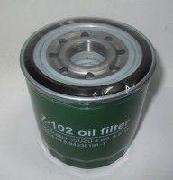 фільтр оливи zolex z-102, 157510589, газ