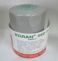 фільтр оливи колан 560, 157510601, газ