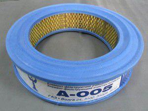 фільтр повітр 3302,3307 поліур а-005, 157511065