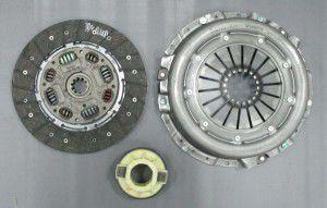 диск зчепл к-т-к+ф+п- valeo, 157516029, газ