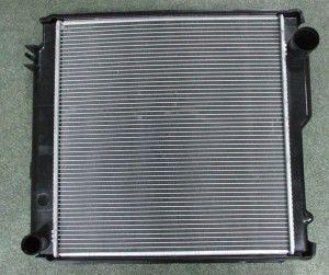 радіатор водяний тата.еталон е-2, 161000168