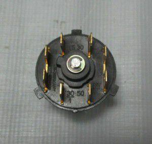 контакти замка зап (8 конт), 170000046, ваз